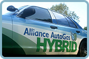 propane fleet vehicle conversions