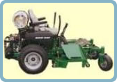 propane landscaping equipment