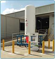commercial propane storage