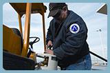 forklift cylinder service